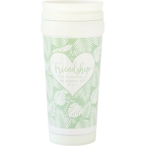 Said with Sentiment Travel Mug - Friendship