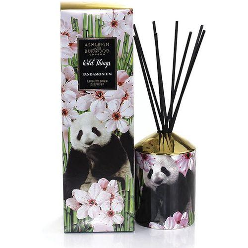 Ashleigh & Burwood Wild Things Reed Diffuser Set 200ml -  Pandamonium