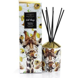 Ashleigh & Burwood Wild Things Reed Diffuser Set - Youre Having A Giraffe