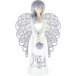 You Are An Angel Figurine - I Love You