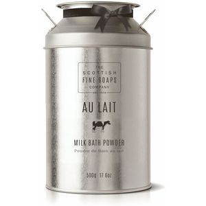 Scottish Fine Soaps Milk Bath Powder - Au Lait