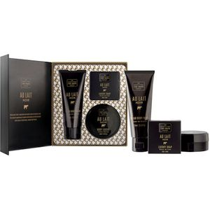 Scottish Fine Soaps Body Care Gift Set - Au Lait Noir