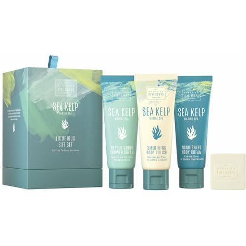 Scottish Fine Soaps Sea Kelp Luxurious Gift Set
