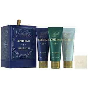 Scottish Fine Soaps Luxurious Gift Set - Frosted Dawn