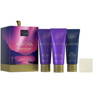 Scottish Fine Soaps Luxurious Gift Set - Aurora