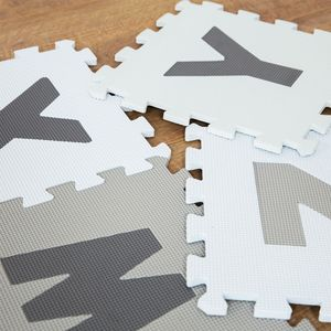 Bambino A-Z Foam Puzzle Play Mats Set of 26 Letters