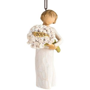 Willow Tree 2019 Hanging Ornament