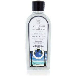 A&B Lamp Fragrance 500ml - Essential Oil Blend Relaxation