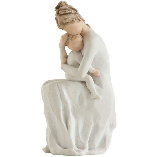 Willow Tree Figurine with Mum Photo Frame Set