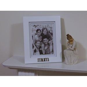 Willow Tree Figurine & Mum Photo Frame Set (34121)