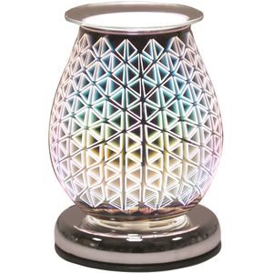 Aroma Touch Electric 3D Wax Melt Burner - Geo Triangle