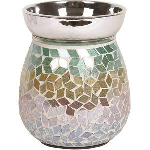 Aroma Electric Wax Melt Burner: Tricolour Diamond