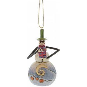 Disney Traditions Hanging Ornament - Jack Skeleton (Nightmare Before Christmas)