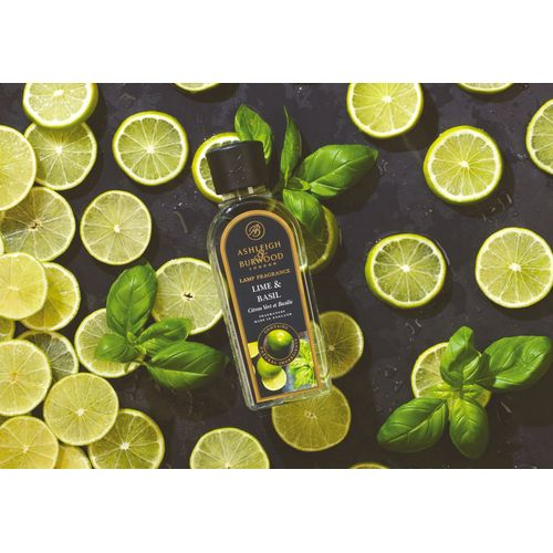 Ashleigh & Burwood Lamp Fragrance 500ml - Lime & Basil