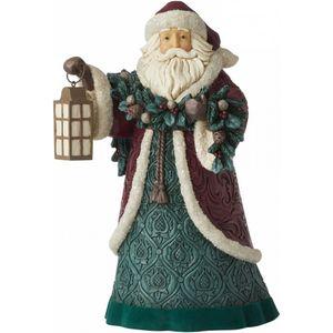 Heartwood Creek Santa Figurine - Walk into the Light