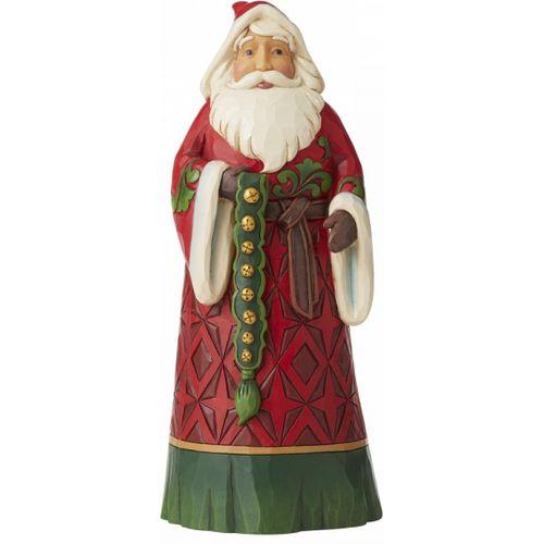 Heartwood Creek Santa Figurine - Let Goodwill Ring 6006638
