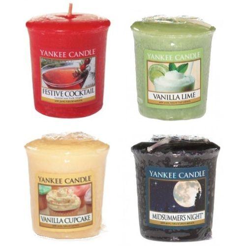 Yankee Candle Bundle - 8 Votive Candles