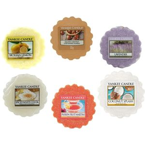 Yankee Candle Bundle - 12 Wax Melts