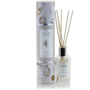 Ashleigh & Burwood The Scented Home Reed Diffuser 150ml - White Christmas