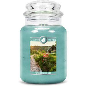 Goose Creek Large Jar Candle - Garden House