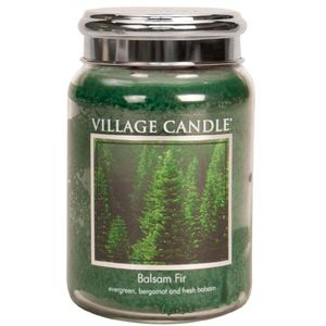 Village Candle Large Jar 26oz - Balsam Fir