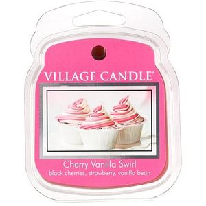 Village Candle Wax Melt - Cherry Vanilla Swirl