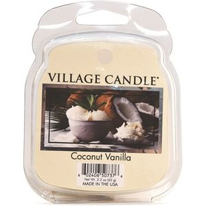 Village Candle Wax Melt - Coconut Vanilla