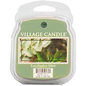 Village Candle Wax Melt - Eucalyptus Mint