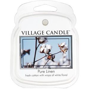 Village Candle Wax Melt - Pure Linen