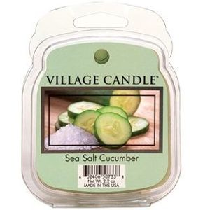 Village Candle Wax Melt - Sea Salt Cucumber