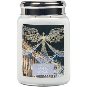 Village Candle Large Jar 26oz - Angel Wings