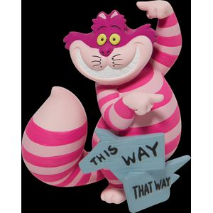 Disney Showcase Cheshire Cat This Way That Way Figurine