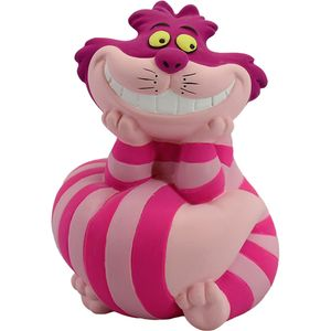 Disney Showcase Cheshire Cat Leaning On His Tail Mini Figurine