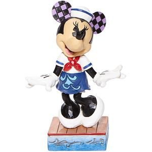 Disney Traditions Sassy Sailor (Minnie Mouse) Figurine
