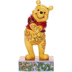 Disney Traditions Beloved Bear Winnie the Pooh Figurine