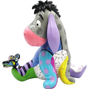 Disney Britto Eeyore Statement Figurine