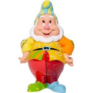 Disney Britto Seven Dwarf Mini Figurine - Happy