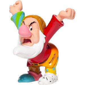 Disney Britto Seven Dwarf Grumpy Mini Figurine
