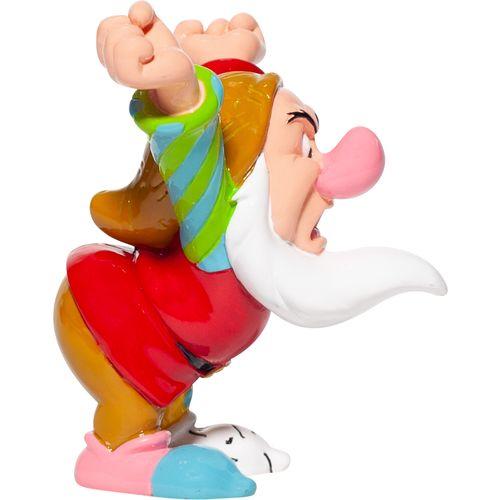 Disney Britto Seven Dwarf Mini Figurine - Grumpy 6007102