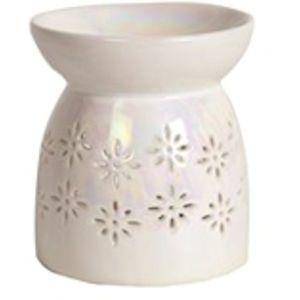 Aroma Wax Melt Burner: Lustre Floral