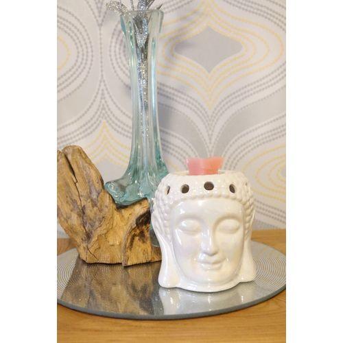 Aroma Wax Melt Burner - Lustre Buddha AR1563