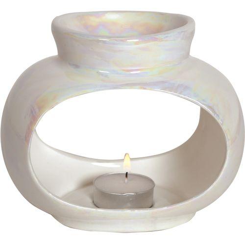 Aroma Wax Melt Burner: Lustre Oval Single AR1630