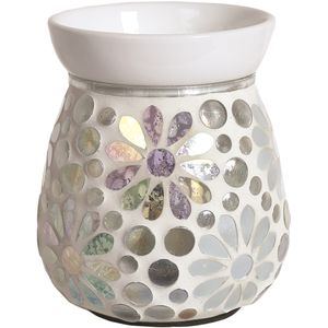 Aroma Electric Wax Melt Burner: Pearl Floral