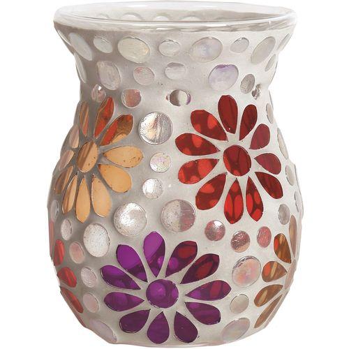 Aroma Wax Melt Burner - Multi Floral AR1541