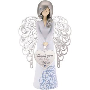 You Are An Angel Figurine - Thank You for Being You