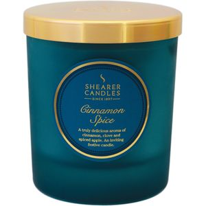 Shearer Candles Scented Jar Candle - Cinnamon Spice