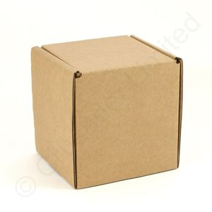 Brown Mug Mailer Boxes Large - Packed in 50s