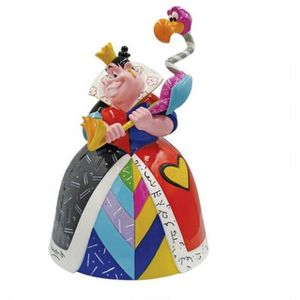 Disney Britto Queen of Hearts Figurine