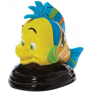 Disney Britto Flounder Mini Figurine