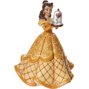 Disney Traditions A Rare Rose (Belle) Deluxe Figurine